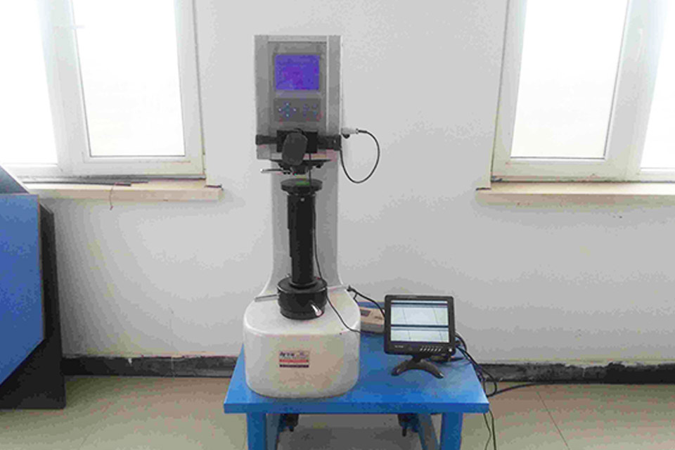 Digital Brinell Hardness Test Machine